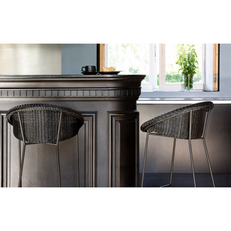 Banc 3/4 Places Luxembourg Fermob