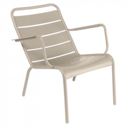 LUXEMBOURG FAUTEUIL BAS