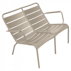 LUXEMBOURG FAUTEUIL BAS DUO