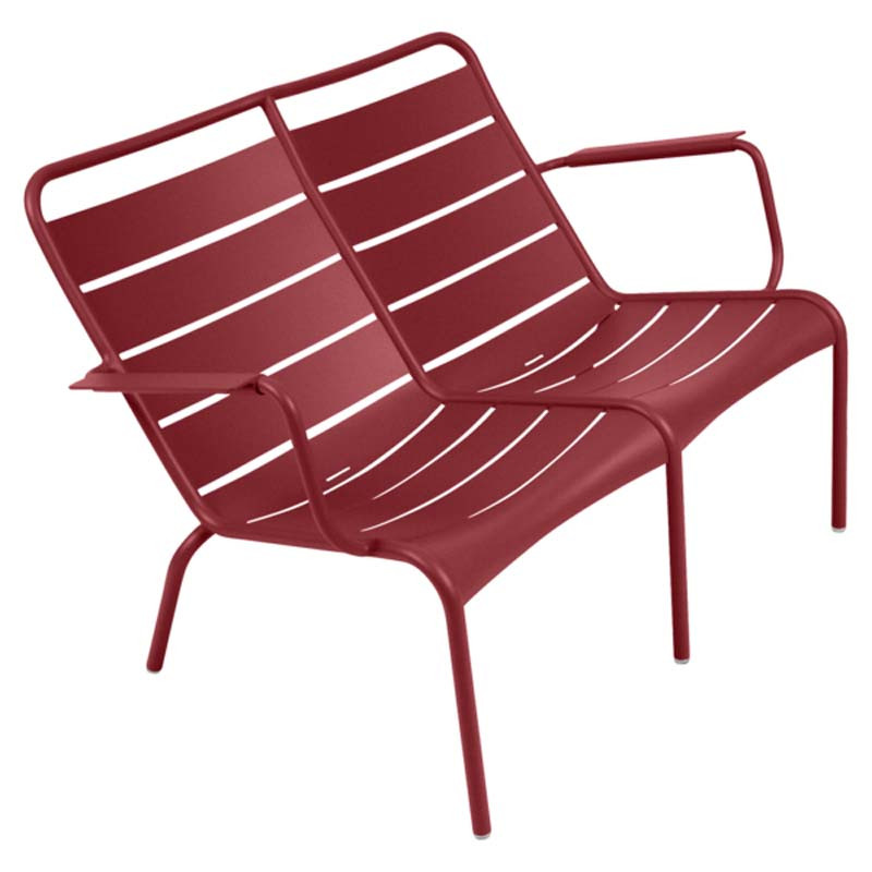 Fauteuil Bas Duo Luxembourg Fermob