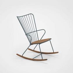 Chaise About a Chair AAC16 Hay structure noire / pietement en tube d'acier thermolaqué