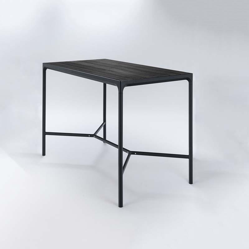 Tabouret About a stool AA38 Hay structure blanche / pietement acier / hauteur 76