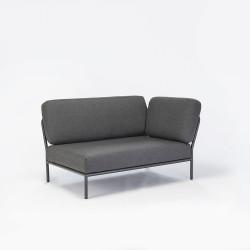 Tabouret About a stool AA38 Hay structure blanche / pietement acier blanc / hauteur 85