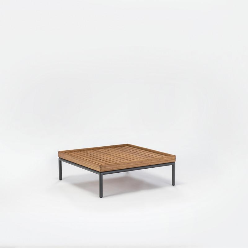 About a Lounge Sofa for Comwell HAY, chêne savonné / Remix 123 (gris clair)