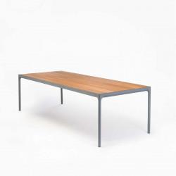 FOUR TABLE BAMBOO 270X90CM...