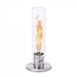 SPIN 120 TABLE FIRE SILVER