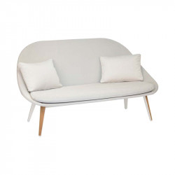 Kristalia Tabouret BCN wood blanc