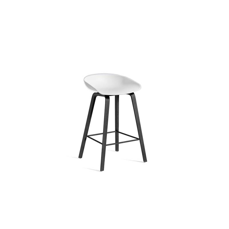 Table Basse Small Blanc - Red Edition