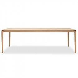 BOK TABLE 240X100X76 CHENE