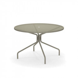 CAMBI TABLE RONDE DIAM120X75