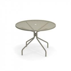 CAMBI TABLE RONDE DIAM106X75