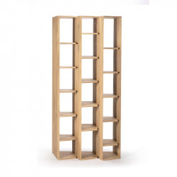 STAIRS ETAGERE CHENE
