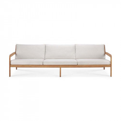 Table Basse Large Beige - Red Edition