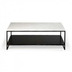 STONE TABLE BASSE 120X70X38...