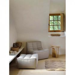 Commode Shadow chêne massif - 1 porte 2 tiroirs Ethnicraft