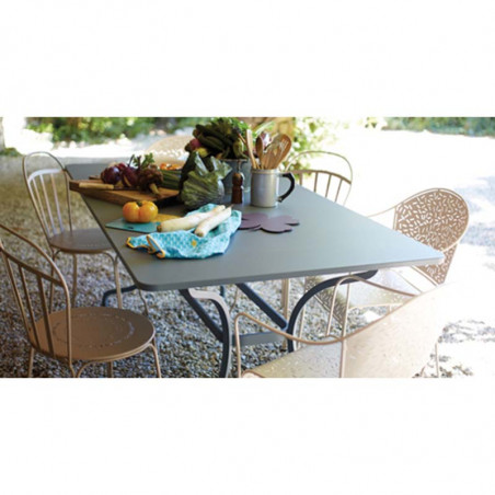 Table Basse Croisette Fermob