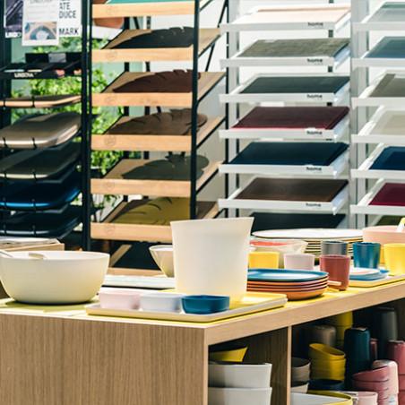 Autour de la table : équipement de cuisine d'été, ustensiles et accessoires - GRIIN
