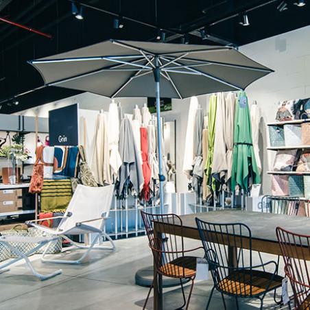 Parasol Glatz, Fermob, Fatboy… l'univers du parasol design - Ombrage - GRIIN