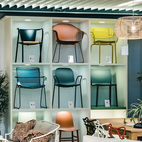 Chaise de repas, fauteuil, banc, tabouret: toute l'assise de repas pour votre jardin - Mobilier
