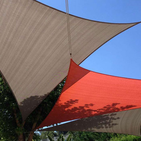 Accessoires- Voile d'ombrage - Ombrage - GRIIN